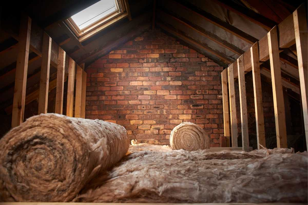 Save Energy at Home - Loft Insulation