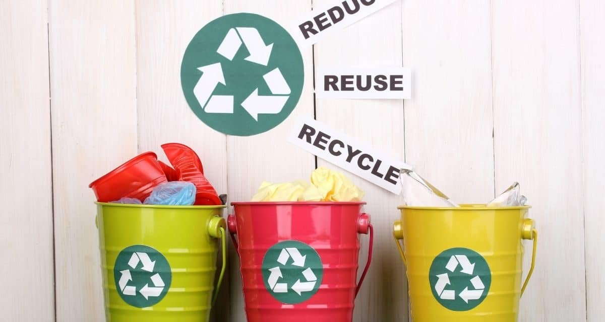 Simple Ways to Reduce Household Waste