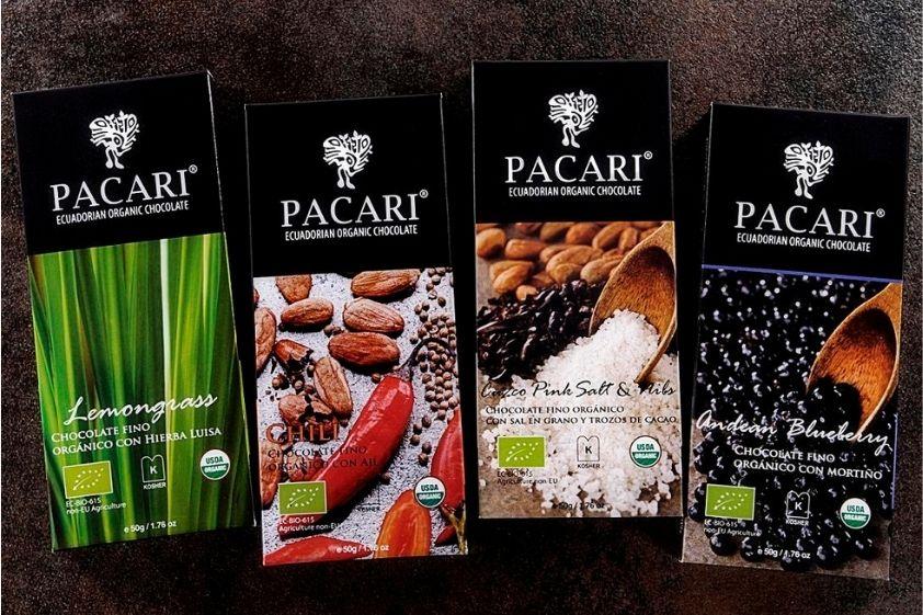 Pacari Ethical Chocolate