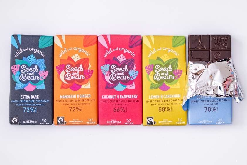 Seed and Bean Ethical Chocolate