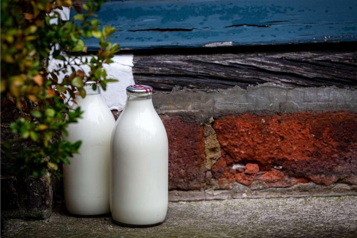 doorstep milk delivery