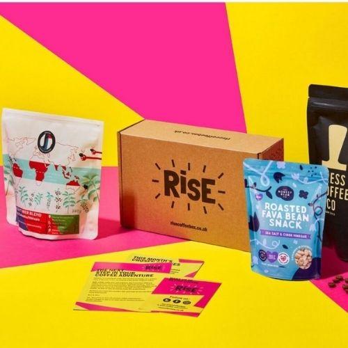Rise Coffee Box