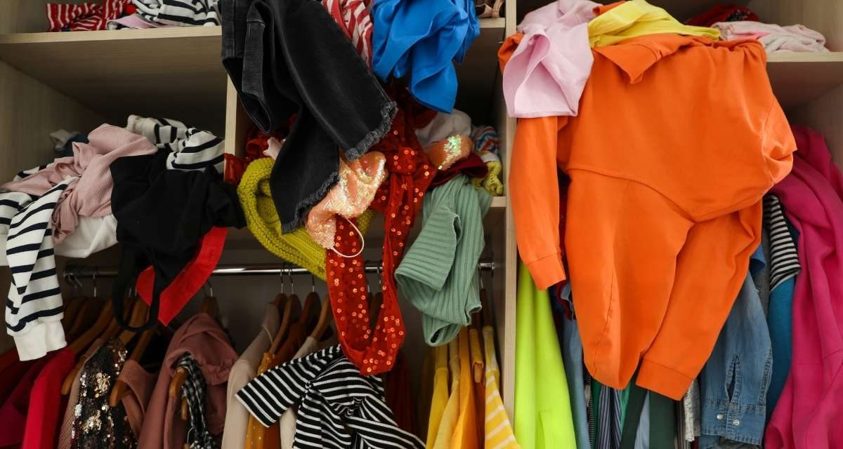 Why We Need to Stop Buying New Clothes